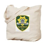 Carson City Sheriff Tote Bag