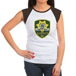 Carson City Sheriff Women's Cap Sleeve T-Shirt
