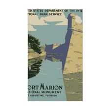 Fort Marion National Monument Decal
