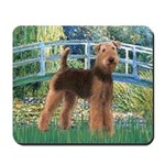 Bridge - Airedale #6 Mousepad
