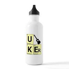 uker elements block go Water Bottle