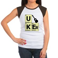 uker elements block gol Tee