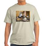 Domestic Flight Pigeons Light T-Shirt