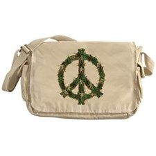 Peace Keepers Messenger Bag