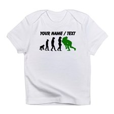 Custom Rugby Tackle Evolution (Green) Infant T-Shi