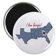 Georgia-South Magnet