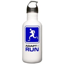 running med small Sports Water Bottle