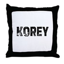 Korey Throw Pillow