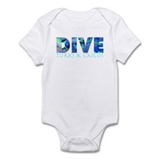 Dive Turks & Caicos Infant Bodysuit