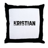 Kristian Throw Pillow