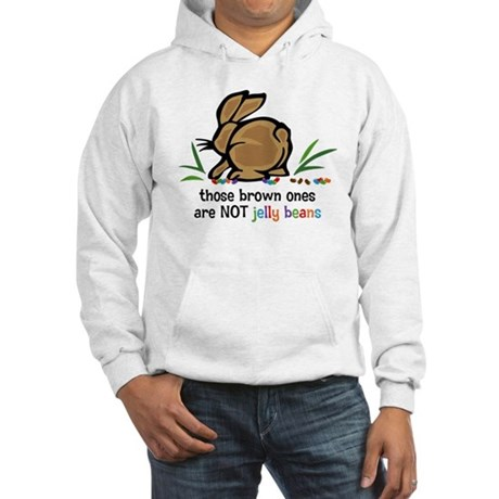 Brown Jelly Beans Hooded Sweatshirt
