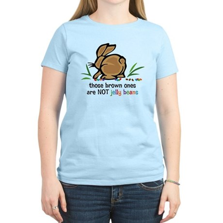 Brown Jelly Beans Women's Light T-Shirt