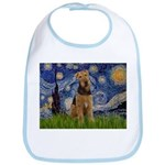 Starry - Airedale #1 Bib