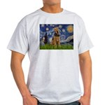 Starry - Airedale #1 Light T-Shirt