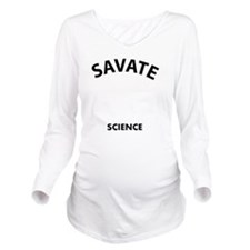 Savate the real swee Long Sleeve Maternity T-Shirt