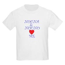 NOUNA AND NOUNO LOVE ME T-Shirt