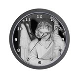 Angel2 Wall Clock