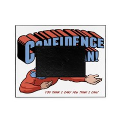 confidence-man2-LTT Picture Frame