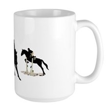 Hunter Jumper Horse Trio Mug