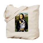 MonaLis-AussieCattleDog Tote Bag