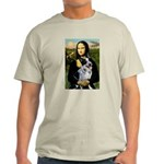MonaLis-AussieCattleDog Light T-Shirt
