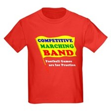 Competitive Marching Band T