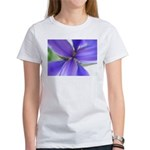 Lavender Iris Women's T-Shirt