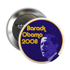 Barack Obama 2008 (Pack of 100 Buttons)