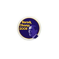 """Barack Obama 2008 1"""" Buttons (10 pack)"""