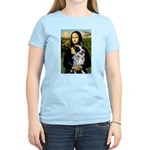 MonaLis-AussieCattleDog Women's Light T-Shirt