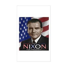 NIXON Rectangle Decal