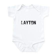 Layton Infant Bodysuit