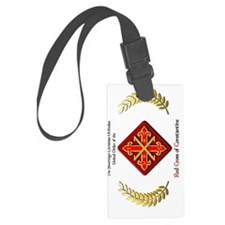 poster vert Luggage Tag