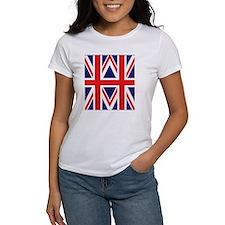 Union Jack British Flag Tee