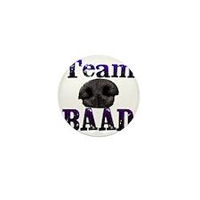 Team Baad Banner Mini Button