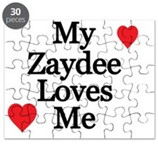 My Zaydee  loves  me Puzzle