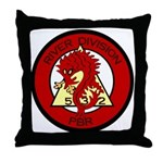 Riv Div 532 Throw Pillow