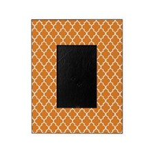 Moroccan Orange Picture Frame