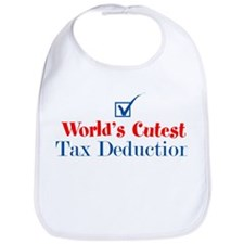 Cutest Tax Deduction Bib