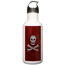 steelwood-pirate-PHN Sports Water Bottle