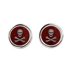 steelwood-pirate-PHNz Cufflinks