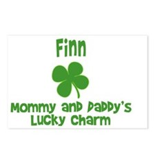 finn charm Postcards (Package of 8)