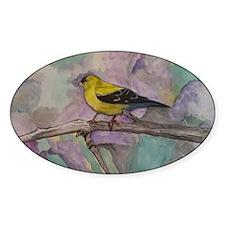Song Bird Decal