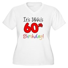 Ukkis 60th Birthd T-Shirt