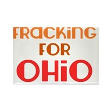fracking_for_ohio_utica_shale Rectangle Magnet