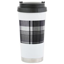 Mens_plaid_3 Travel Mug