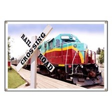 Mount Hood Railroad Banner