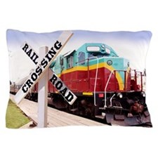 Mount Hood Railroad Pillow Case