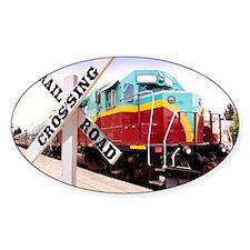 Mount Hood Railroad Decal