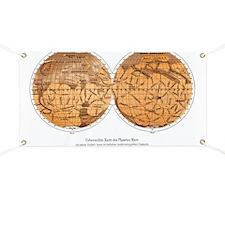 Schiaparelli's map of Mars, 1877-1888 Banner